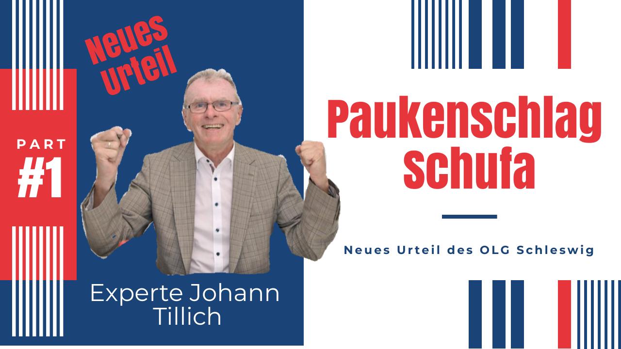 Paukenschlag bei der Schufa: Neues Urteil des OLG Schleswig